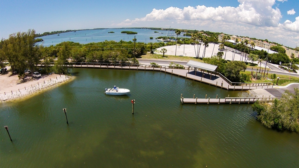 Blackburn Point in Sarasota, Florida