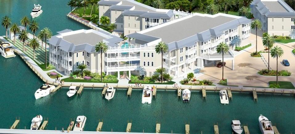 Concrete Seawall - South Florida