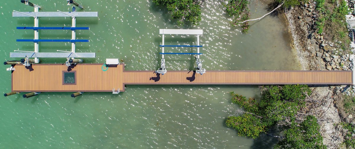 Sarasota, Florida Dock Service