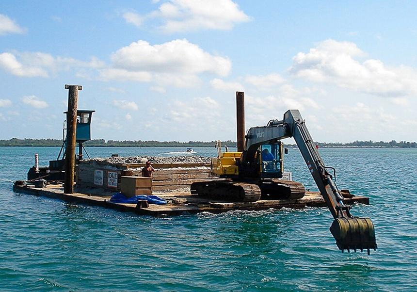 dredging services in sarasota  u0026 venice  southwest florida