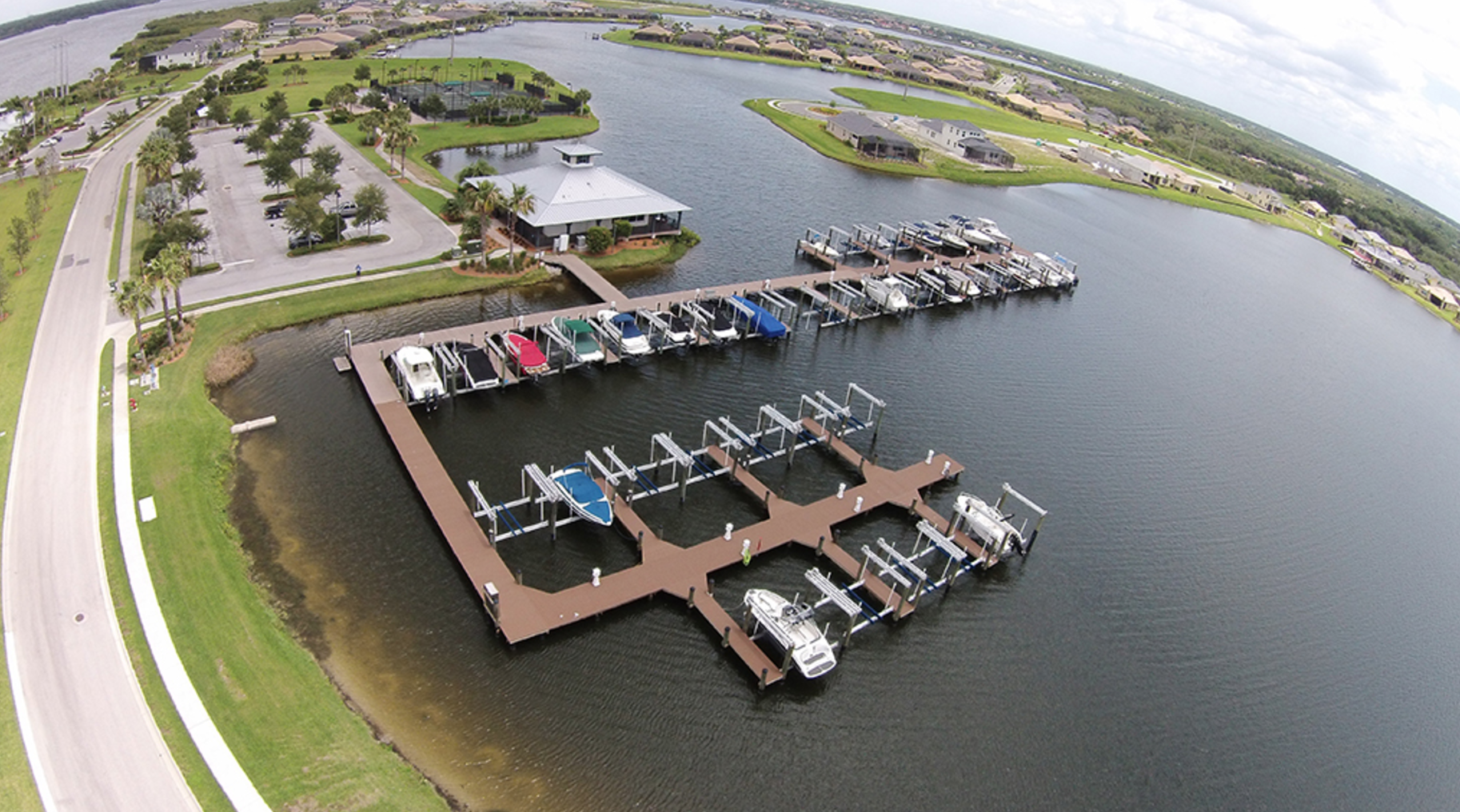 Tidewater Preserve Marina