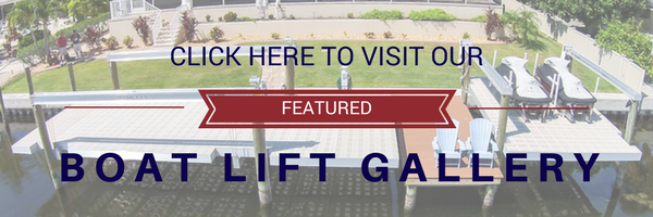 Duncan Boat Lift Gallery