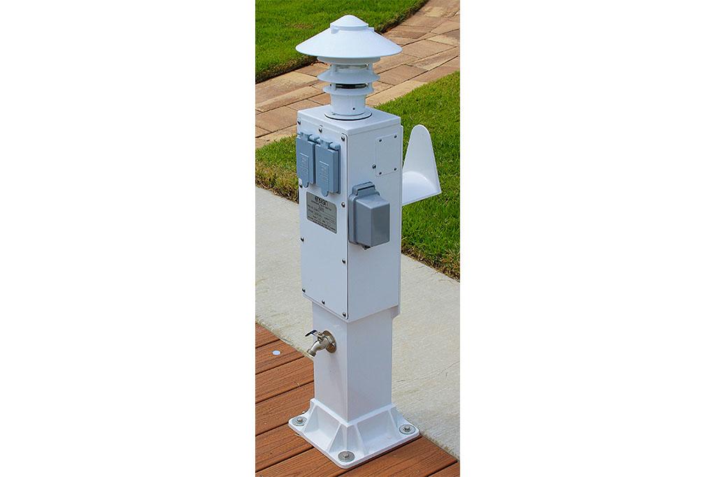 Power Pedestal 2
